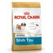 Royal Canin Shih Tzu Junior - Храна за кучета от породата Шитцу