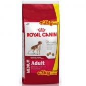 КУЧЕТА |  | Royal Canin Medium Adult 15 кг с 3 кг БЕЗПЛАТНО
