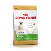 Royal Canin Pug Junior - Храна за Мопс до 10 месечна възраст