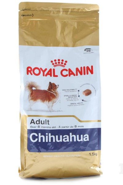 royal canin chihuahua adult. Black Bedroom Furniture Sets. Home Design Ideas