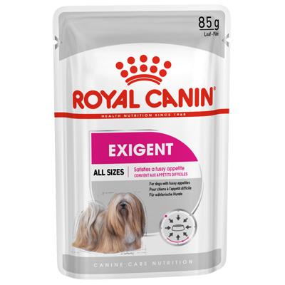 Royal Canin DOG Exigent LOAF - пауч, 85гр