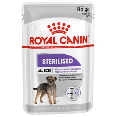 Royal Canin DOG Sterilised LOAF - пауч, 85гр