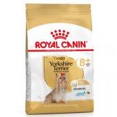 Royal Canin Dog Yorkshire Terrier Adult 8+ - за йорки над 8 години