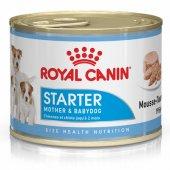 Royal Canin Dog Starter Mousse - пастет за отбиване, 195гр