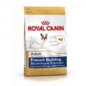 Royal Canin French Bulldog Adult - храна за израстнали кучета от породата Френски Булдог