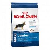 КУЧЕТА   Храна за кучета   Royal Canin Maxi Junior - храна за малки кученца от големите породи