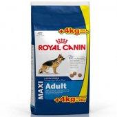 Royal Canin Maxi Adult - 15 кг с 4 кг ПОДАРЪК