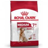 Royal Canin Medium Adult +7 - за възрастни кучета от средните породи