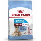 Royal Canin Medium Starter - за кученца под 2 месеца и бременни и кърмещи кучки от средните породи