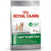 Royal Canin Mini Light - за кучета от дребните породи, склонни към напълняване