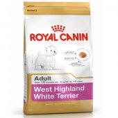 Royal Canin Westie Adult - храна за израстнали кучета