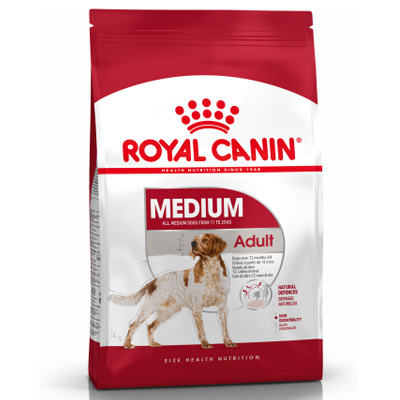 Royal Canin Medium Adult - за кучета от средните породи