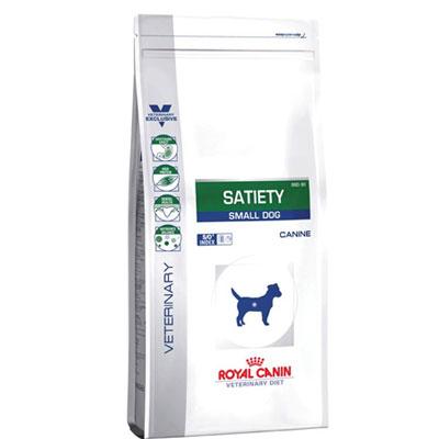 Royal Canin Satiety Small Dog - намаляване на теглото при дребни породи