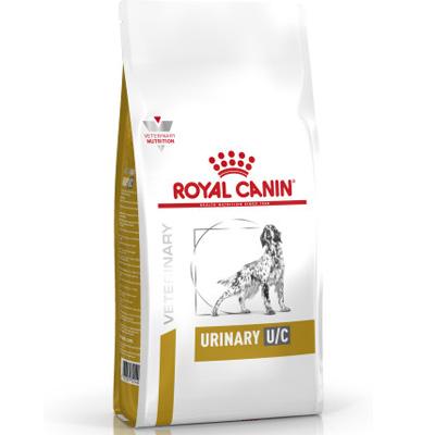 Royal Canin Dog Urinary UC - намалено съдържание на пурини