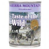 Taste of the wild Агнешко в сос, консерва