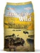 Taste of the Wild с бизонско и еленско месо, 13кг