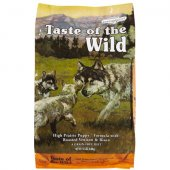 Taste of the Wild High Prairie Puppy - Roasted Bison & Venison, 13 кг - Бизон и елен