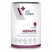 VetExpert Dog Hepatic - 6 консерви x 400гр
