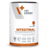 VetExpert Dog Intestinal - 6 консерви x 400гр