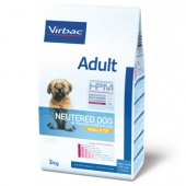 Virbac Neutered Adult Dog Small & Toy - 3 кг