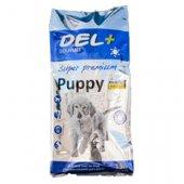 Del+ Gourmet Dog Puppy - с пиле, за малки кученца