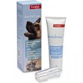 Candioli DentalMax, 50мл - стоматологичен гел с четка-напръсник за кучета и котки