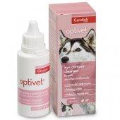 Candioli Optivet - почистване на очи, 50мл