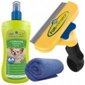 КУЧЕТА | Козметика и грууминг | Furminator Dog Tool Short Hair L - с ПОДАРЪЦИ