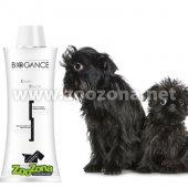 Biogance Dark & Black - шампоан за кучета с черна козина