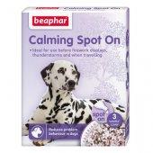 Beaphar Calming Spot On - успокояващи пипети за кучета, 3 бр