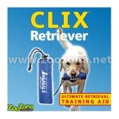 Clix Retriever - платнена тренировъчна играчка с отделение за лакомства