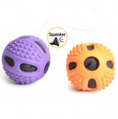 Camon Гумена топка с подплънки, 6.3см