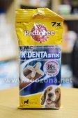 Pedigree Denta Stix за кучета от 10 до 25 кг - 7 броя, 180гр