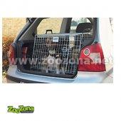 Металнa cгъваемa клеткa Savic Dog Residence Mobile Wide 91,91х60х72см