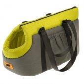 Ferplast Borsello 50 - Транспортна чанта за животни - кафяво-жълта