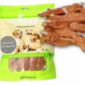 Planet Pet Chicken Chewbone - Коженi солети с пилешко филе, 1кг пакет