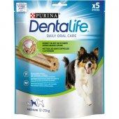 Purina Dog DentaLife Sticks - дентално лакомство за кучета 12-25кг, 5бр, 115гр