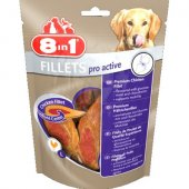 8in1 Fillets Pro Active S, 80гр.