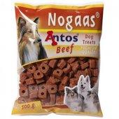 Antos Nogaas Beef, 500 гр - Хапки с говеждо