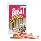 Brit Lets Bite Chicken Sandwich - Сандвич с пиле - 80 гр