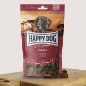 Happy Dog Soft Snack Africa, 100гр - мек снакс със щраусово месо