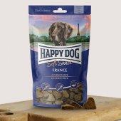 Happy Dog Soft Snack France, 100гр - мек снакс с патешко месо