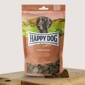 Happy Dog Soft Snack Toscana, 100гр - мек снакс с патешко и сьомга