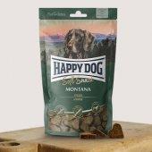 Happy Dog Soft Snack Montana, 100гр - мек снакс с конско месо