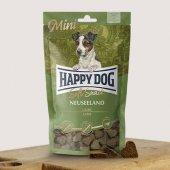Happy Dog Soft Snack Mini Neuseeland, 100гр - мек снакс с агнешко месо