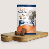 Бисквитки за куче Happy Dog Light Snack, 100гр