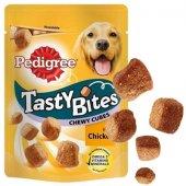 Pedigree Tasty Bites, 130гр - Дъвчащи кубчета с пиле