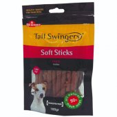 Pet Interest Soft Sticks Duck, 100гр - Деликатесни Пръчици с Патешко
