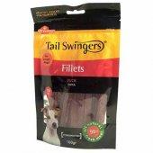 Pet Interest Fillets soft Duck slice, 100гр - Деликатесни Меки стикове с патешко