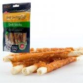 Pet Interest Deli Sticks Chicken, 100гр - Кожени солети с пилешко